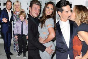 Backstreet Boys z żonami i dziećmi! (ZDJĘCIA)