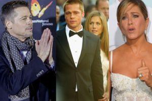 """Brad Pitt pisze do Jennifer Aniston? """"Zwierzył się Jen ze swoich problemów"""""""