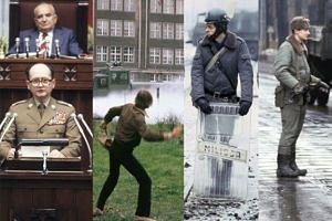 Dzisiaj 35. rocznica wprowadzenia stanu wojennego (ZDJĘCIA)