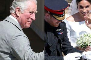 Książę Harry ROZPŁAKAŁ SIĘ na weselu po przemowie ojca. Impreza trwała do rana...