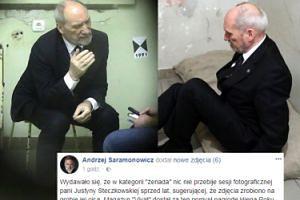"""Saramonowicz kpi z """"sesji"""" Macierewicza"""