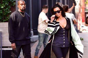 Kanye West napisał do Kim Kardashian maila, w którym ZAKAZAŁ jej nosić duże okulary!