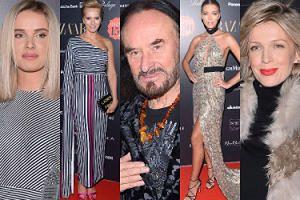 Wystrojone celebrytki na urodzinach miesięcznika: Maffashion, Sandra Kubicka, Stan Borys... (ZDJĘCIA)