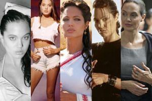 Od nagiej skandalistki do kochającej matki szóstki dzieci: Angelina Jolie kończy dziś... 42 lata! (ZDJĘCIA)