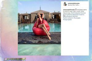 Wendzikowska pozuje przy basenie (FOTO)