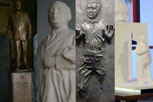 Tak wyglądają nowe pomniki smoleńskie! Ładniejsze od poprzednich? (ZDJĘCIA)