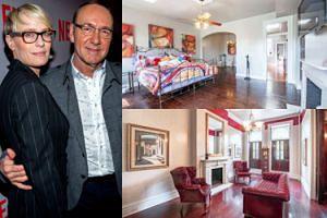 """Dom Underwoodów z """"House of Cards"""" trafi na licytację! Cena wywoławcza to 500 tysięcy dolarów (ZDJĘCIA)"""