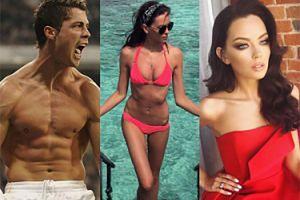 """Cristiano Ronaldo """"oczarowany"""" Edytą Zając?"""