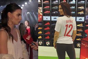 """Miss Polonia: """"Stawiam pierwsze kroki telewizyjne, będę to testować"""""""