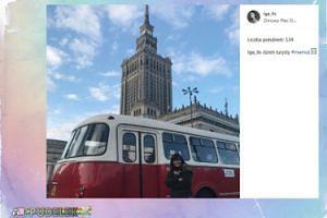 """Iga Lis i Kinga Rusin zrobiły sobie """"dzień turysty"""""""