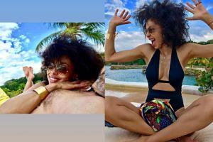 Omenaa pokazała partnera! Relaksują się na Jamajce (FOTO)