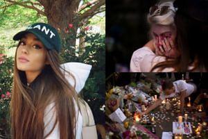 """Ariana Grande chce wrócić do Manchesteru! """"Nie pozwolimy wygrać nienawiści"""""""