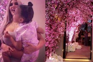 Kim zorganizowała baby shower, chociaż korzysta z surogatki... (ZDJĘCIA)