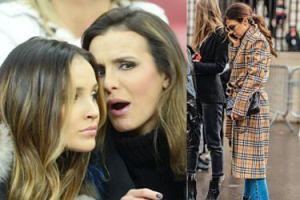 Ania Lewandowska też poleciała na paryski tydzień mody. Pozazdrościła Marinie i Sarze?