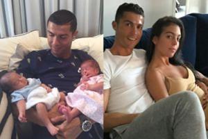 """Ronaldo po raz kolejny zostanie ojcem? """"Georgina jest w piątym miesiącu ciąży"""""""
