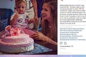 """Eliza z """"Warsaw Shore"""" świętuje pierwsze urodziny córeczki"""