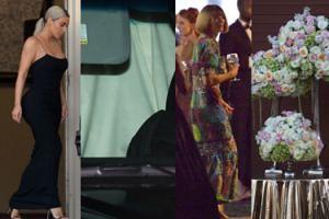 Tak wyglądało wesele Sereny Williams! Wiecie, kto przyjechał pod prześcieradłem? (ZDJĘCIA)