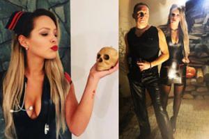 """Młoda kochanka Durczoka chwali się kostiumem na Halloween: """"Przebrałam się za rezydenta i strajkuję"""" (FOTO)"""