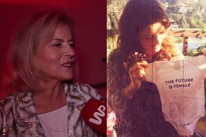 Pierwsze święta Teresy Rosati jako babci. Spędzi je z Weroniką i wnuczką?