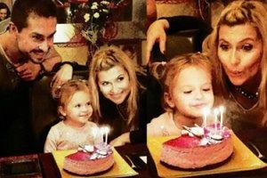 Skrzynecka pokazuje urodziny córki (FOTO)