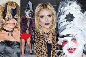 Polscy celebryci na Halloween: Witkowski, Sablewska i Nergal (ZDJĘCIA)
