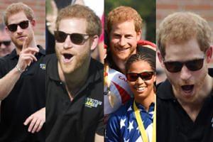 Podekscytowany książę Harry przeżywa zawody sportowe w Toronto (ZDJĘCIA)