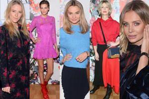 """Polskie """"ikony stylu"""" oglądają kolekcję H&M i Erdem: Szulim, Socha, Mercedes, Kaczoruk... (ZDJĘCIA)"""