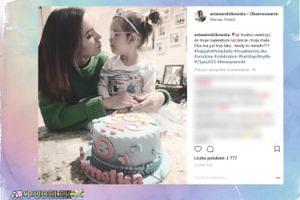 Wendzikowska świętuje 3. urodziny córki. UROCZE?