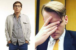 Dwóch lewicowych dziennikarzy oskarżonych o GWAŁT I MOLESTOWANIE!
