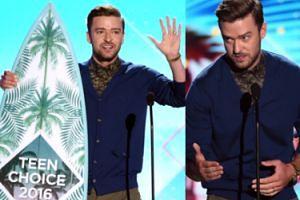 """Justin Timberlake został """"Artystą Dekady""""! """"Nie zmarnujcie swojej młodości!"""""""