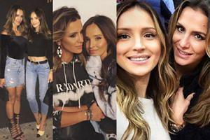 """Luksusowe zakupy, podróże i lans na Instagramie - tak wygląda """"przyjaźń"""" Mariny i Sary Boruc (ZDJĘCIA)"""