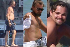 """Leonardo DiCaprio kocha swój piwny brzuch! """"Przechwalał się, że nie ćwiczy!"""""""
