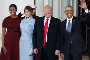 Donald Trump na Kapitolu: Za chwilę zostanie zaprzysiężony na 45. prezydenta USA! (ZDJĘCIA)