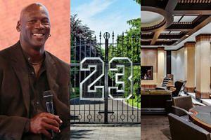 Michael Jordan sprzedaje posiadłość wartą 29 MILIONÓW DOLARÓW! (ZDJĘCIA)