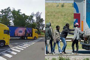 """Nielegalni imigranci ZAATAKOWALI polskiego kierowcę w Belgii! """"Krzyczał budząc cały parking i wołał o pomoc"""""""