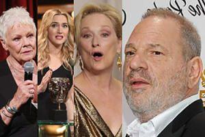 """Winslet, Streep i Dench wspierają ofiary Weinsteina: """"Kobiety, które zabierają głos, to nasze bohaterki!"""""""