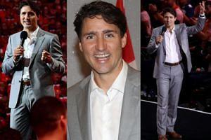 Uśmiechnięty Justin Trudeau przemawia na Invictus Games (ZDJĘCIA)