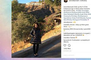 Weronika Rosati powraca do Hollywood