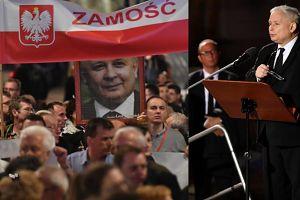 """Kaczyński na ostatniej miesięcznicy smoleńskiej: """"Doszliśmy do celu. Kolejne marsze będą raz na rok"""""""
