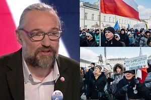 """Kijowski: """"Nie na sposobu, by powstrzymać PiS. Nikt nie liczy, że demonstracjami obronimy konstytucję!"""""""