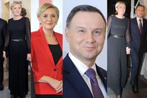 Andrzej Duda i Agata w dwóch stylizacjach już świętują rocznicę odzyskania niepodległości (ZDJĘCIA)