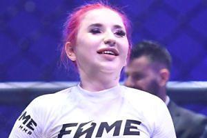 Marta Linkiewicz BĘDZIE WALCZYĆ na kolejnej gali Fame MMA! (TYLKO U NAS)