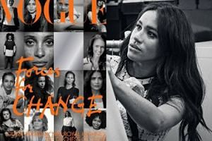 """Meghan Markle napisała list do czytelników wrześniowego """"Vogue'a"""". """"Czy było warto? Bez wątpienia"""""""