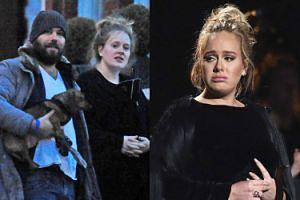 """Adele wyda nową płytę do końca roku? """"To dla niej jak terapia. Chce podzielić się z fanami SWOIMI PRZEŻYCIAMI"""""""