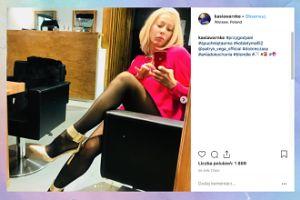 """Kasia Warnke wraca jako """"Spuchnięta Anka"""""""