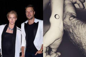 """Katarzyna Warnke i Piotr Stramowski pokazali takie same tatuaże. Fani: """"Pocahontas i włochaty Tarzan"""""""