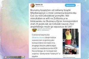 """Hanna Lis czule o Ziemkiewiczu: """"Redaktor CEBULAK"""""""