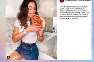Honka świętuje wczorajszy dzień pizzy