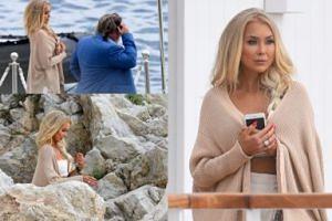 Julia Dybowska i jej miliarder spędzają czas w luksusowym hotelu na Riwierze Francuskiej (ZDJĘCIA)