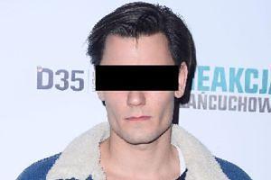 """Aktor z """"Czasu honoru"""" jest podejrzany o posiadanie narkotyków. Grożą mu trzy lata więzienia"""